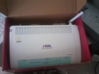 Wireless ADSL Router