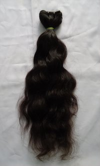 Hand Tied Wefted Hair