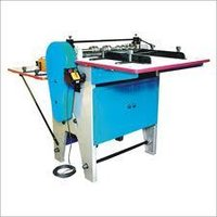 Half Sticker Cutting Machine