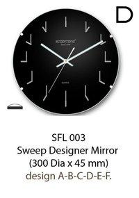 Designer Wall Clock (Sfl-003 D)