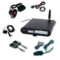 GSM+GPS Car Alarm System
