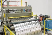 Automatic Cut To Length Slitting Line
