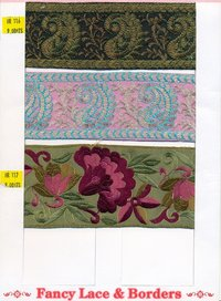 Embroidery Border