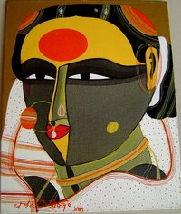 Thota Vaikuntam's Painting