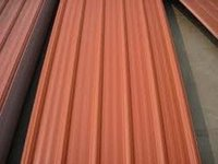 Corrugated Fibre Roofing Sheets