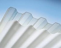 Corrugated Fibreglass Sheets
