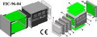 Plastic Electrical Enclosure Futura Din