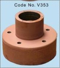 Tractor Trolly Hub With Drum (3920/453)