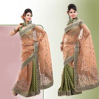 Exclusive Stylish Party Wear Sarees