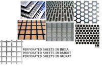 High Quality Perforated Sheets