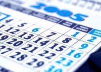 Calender Printing Services