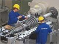 Erection Of Steam Turbine