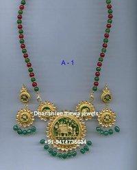 Thewa Kundan Jewellery