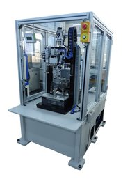 Automatic Single Flyer Stator Coil Winding Machine