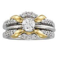 0.86 Ct Solitaire Ladies Diamond Ring