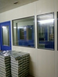Clean Room Partition Panels