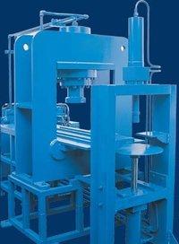 Interlocking Tile Press