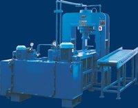 Interlocking-Tile Press
