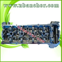 Auto Cylinder Head Use For Nissan D22 Pickup