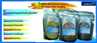 Sprouted Flaxseeds Powder