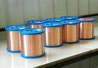Enamelled Copper Clad Aluminium Wire