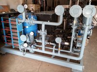 Sea Water Cooled Cooling Systems