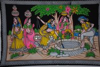 Cotton Hand Painting