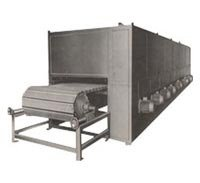 Continuous Chamber Dryer For Fiber