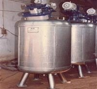 Size Cooker And Storage Vessel