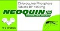 Neoquin 100 Chloroquine Tablets 100mg (Generic Aralen)
