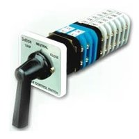Electric Circuit Breaker Control Switches