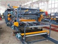 EPS Sandwich Panel Forming Machine