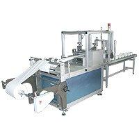 Fold And Cut Machine