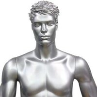 Male Glossy Mannequins