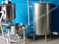 Caramel Handling System