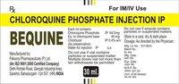 Chloroquine Phosphate Inj.