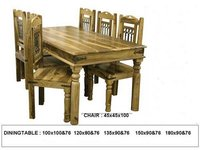 Dining Table With Chair