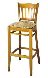 Sheesham Wood Bar Chair