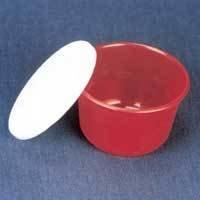 Plastic Ice Cream Container