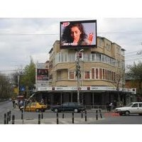 High Definition P10 Outdoor LED Display For Advertising