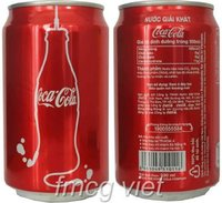 Carbonated Soft Drink (330ml Can)