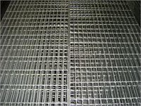 Hot Dip Galvanized Gratings For Petro Chemical