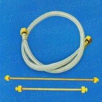 Burner Pigtails Flexible & Copper