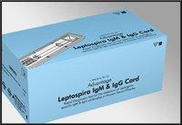Advantage Leptospira Igm & Igg Card