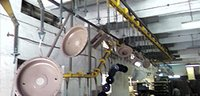 Painting Line Conveyors