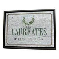 Cemented Name Plate