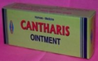 Cantharis Homoeo Ointments