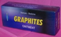 Graphites Homoeo Ointments