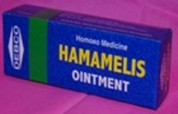 Hamamels Homoeo Ointments