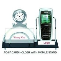Clock Mobile Stands